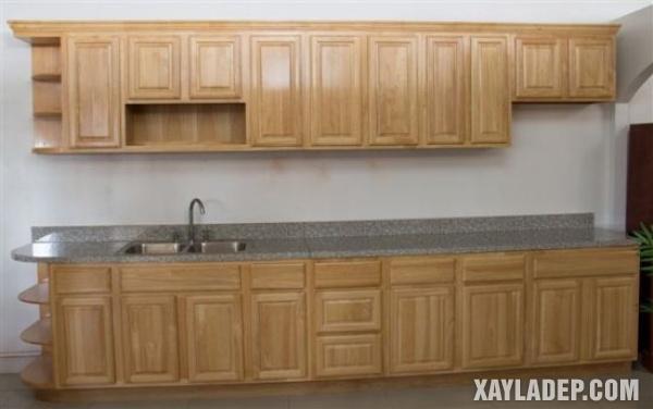Mẫu tủ bếp đẹp 2020 - Hình 11