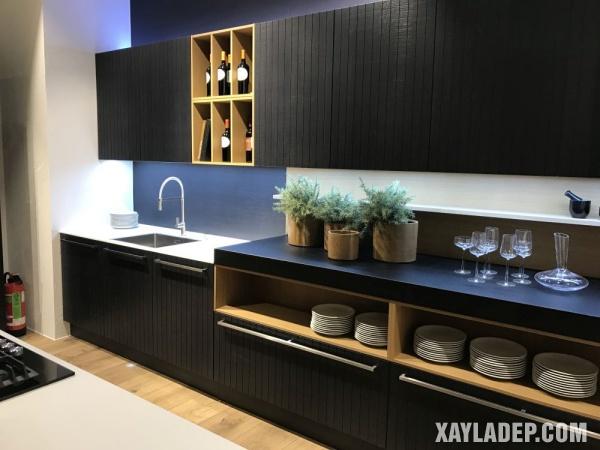 Mẫu tủ bếp đẹp 2020 - Hình 2