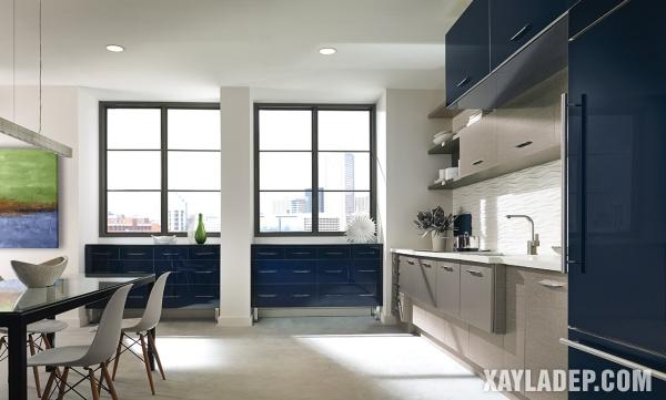Mẫu tủ bếp đẹp 2020 - Hình 3