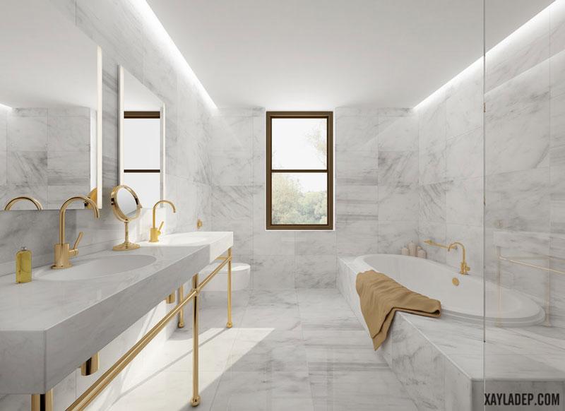 Thiết kế từ đá marble. Ảnh 3