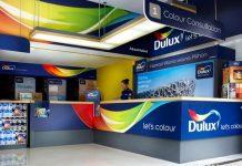 Bảng giá sơn Dulux nội thất và ngoại thất 2019