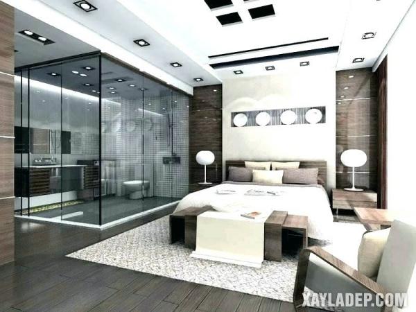 Mẫu trần thạch cao phòng ngủ đẹp 2020 -Mẫu 12