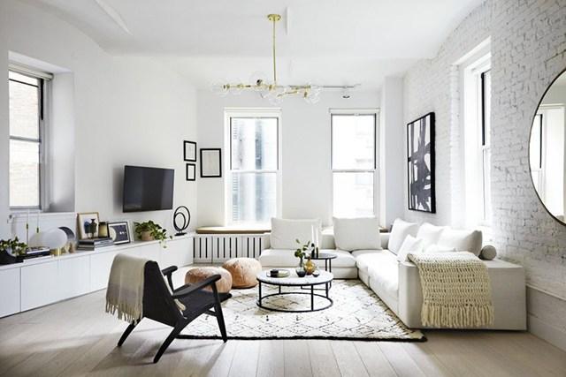 màu sơn phòng khách đẹp nhất