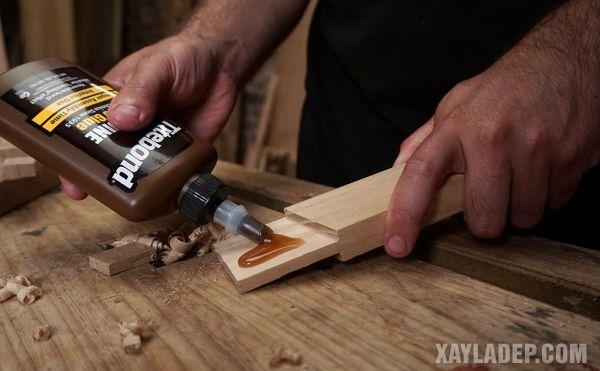 Titebond là một trong những loại keo dán gỗ rất được ưa chuộng