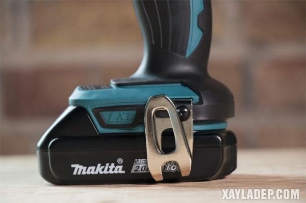 , Đánh giá máy khoan pin Makita XFD10R 18v, Nhà đẹp