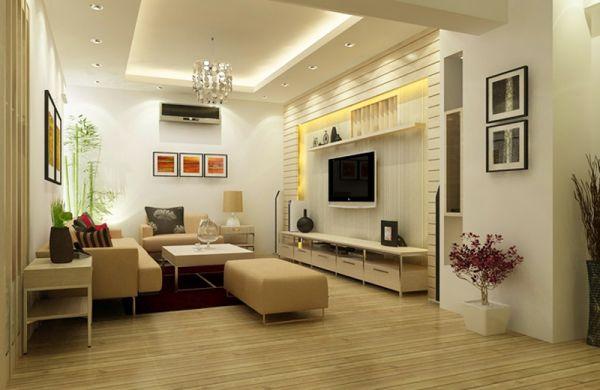 Chọn nội thất tương đồng với màu sơn tường