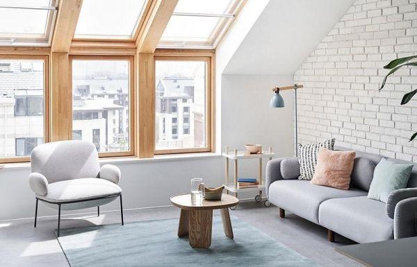 Những mẫu sofa đơn giản, tiện lợi cho nhiều không gian