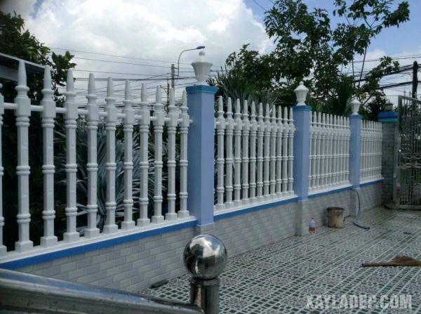Với hàng rào ly tâm, chất lượng bê tông và máy ly tâm sẽ ảnh hưởng đến chất lượng sản phẩm.