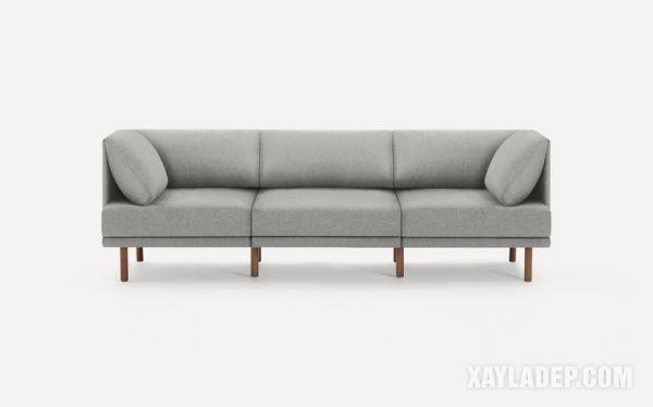 Các thương hiệu ghế sofa nhập khẩu tốt nhất 2021 Burrow Range