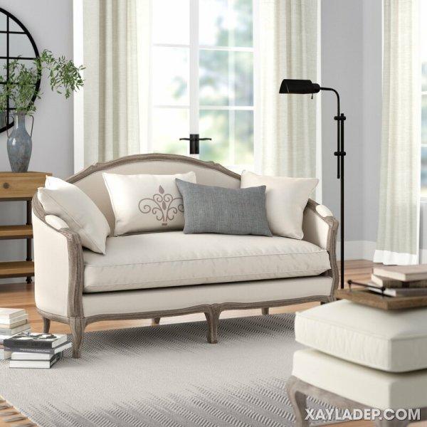 Ghế sofa có những loại nào, cách phân biệt ra sao? Camelback
