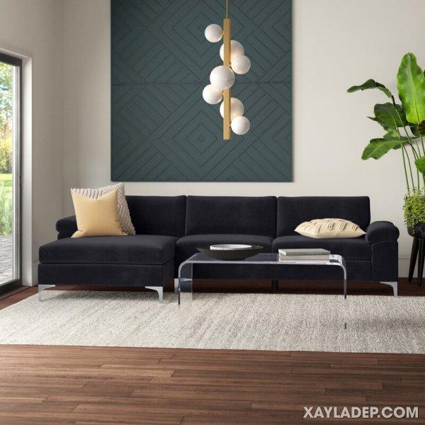 Ghế sofa có những loại nào, cách phân biệt ra sao? Chaise