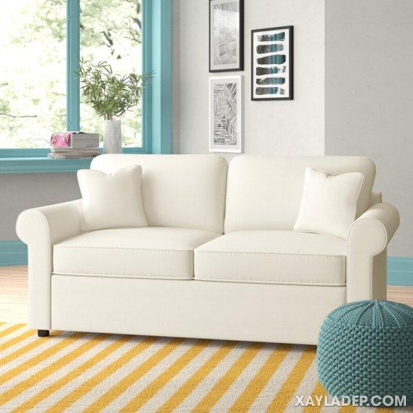 Ghế sofa có những loại nào, cách phân biệt ra sao? English roll arm