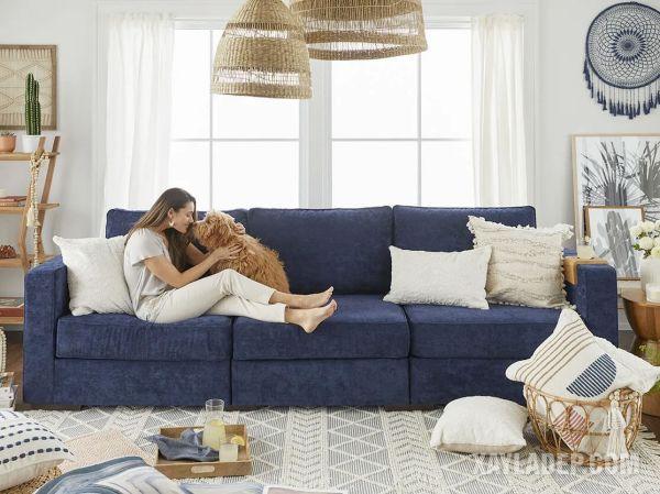 Các thương hiệu ghế sofa nhập khẩu tốt nhất 2021 LOVESAC