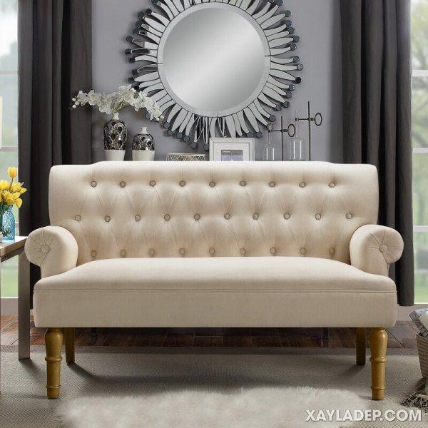 Ghế sofa có những loại nào, cách phân biệt ra sao? Settee