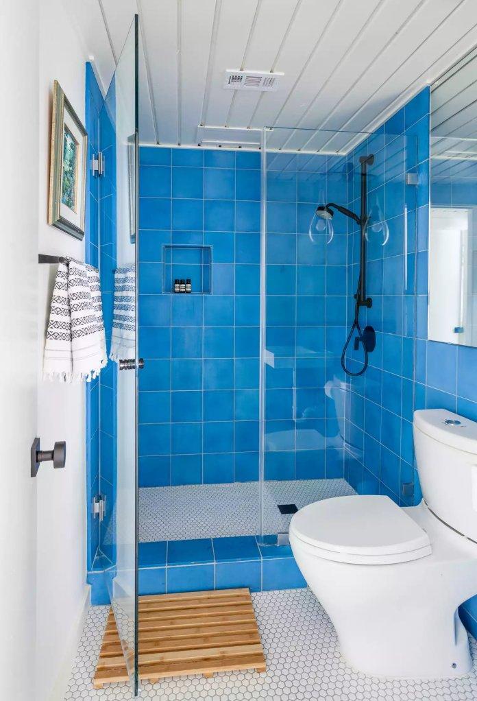 Làm thế nào để biến phòng tắm trông sang trọng hơn? bien phong tam tro nen sang trong 3