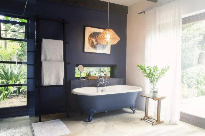 Làm thế nào để biến phòng tắm trông sang trọng hơn? bien phong tam tro nen sang trong 4
