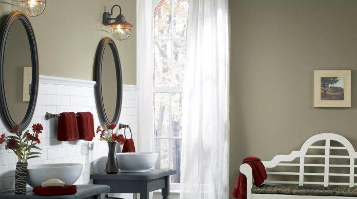 Làm thế nào để biến phòng tắm trông sang trọng hơn? bien phong tam tro nen sang trong 5