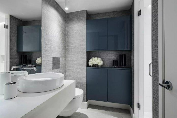 Làm thế nào để biến phòng tắm trông sang trọng hơn? bien phong tam tro nen sang trong 8