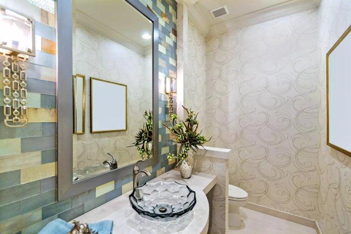 Làm thế nào để biến phòng tắm trông sang trọng hơn? bien phong tam tro nen sang trong 9