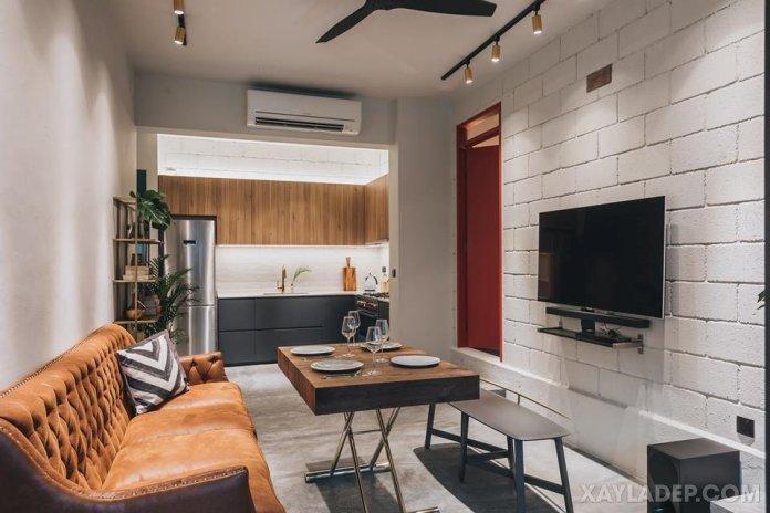 Cách chọn bàn trà sofa phù hợp với phòng khách của bạn cach chon ban tra sofa phong khach 12