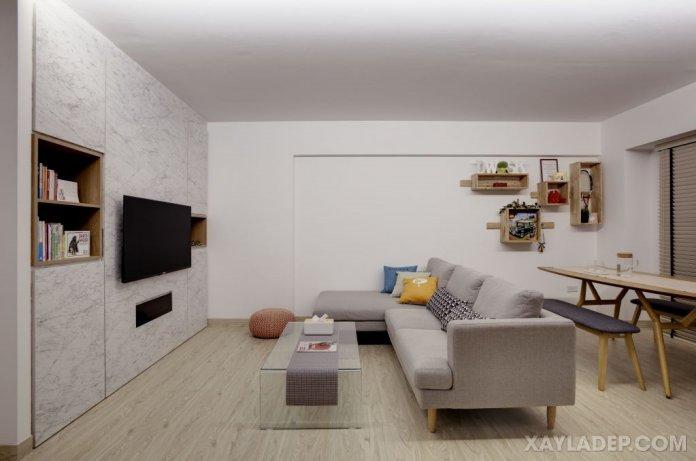 Cách chọn bàn trà sofa phù hợp với phòng khách của bạn cach chon ban tra sofa phong khach 5