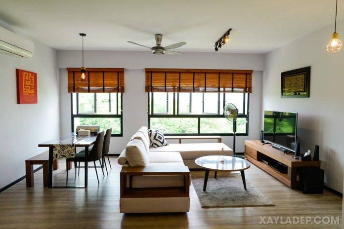 Cách chọn bàn trà sofa phù hợp với phòng khách của bạn cach chon ban tra sofa phong khach 8