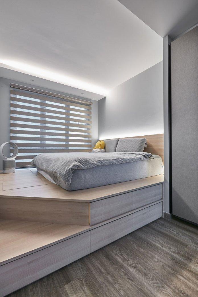 8 Sai lầm Cải tạo Phòng ngủ Cần Tránh Bằng Mọi Giá cai tao phong ngu 6