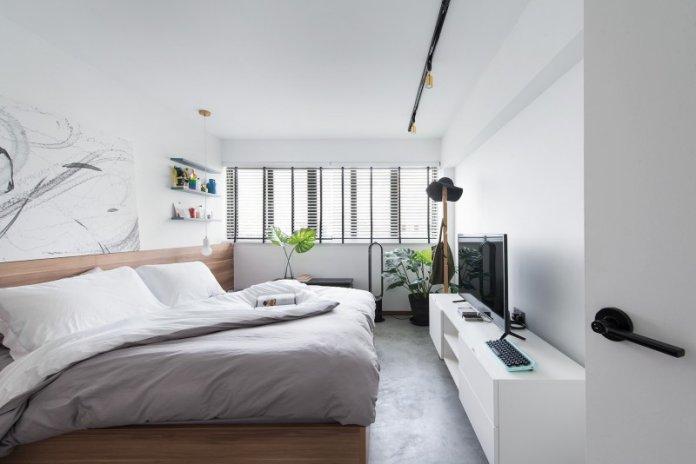 8 Sai lầm Cải tạo Phòng ngủ Cần Tránh Bằng Mọi Giá cai tao phong ngu 9