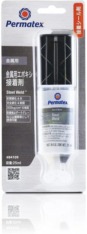 3.8. Keo Epoxy Permatex 84109 PermaPoxy SteelWeld