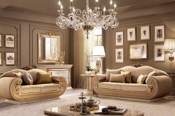 Chọn sofa đúng kích thước giúp nâng cao tính thẩm mỹ cho phòng khách