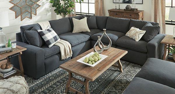 Kích thước ghế sofa phù hợp cho phòng khách nhỏ