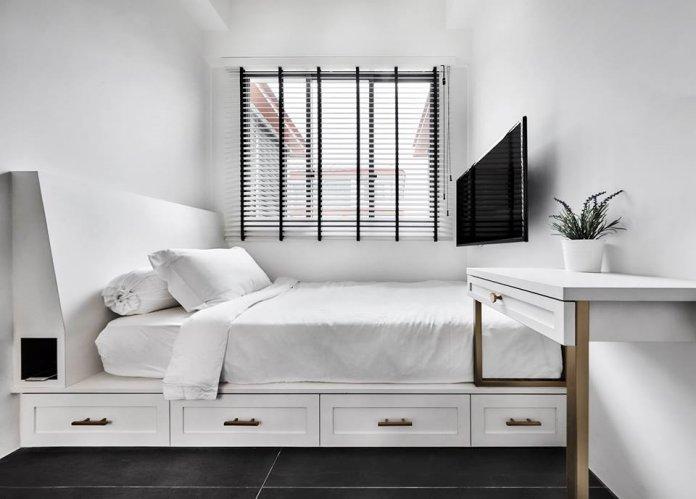 8 Lựa chọn thay thế thực sự thú vị cho tủ đầu giường lua chon thay the cho tu dau giuong 10