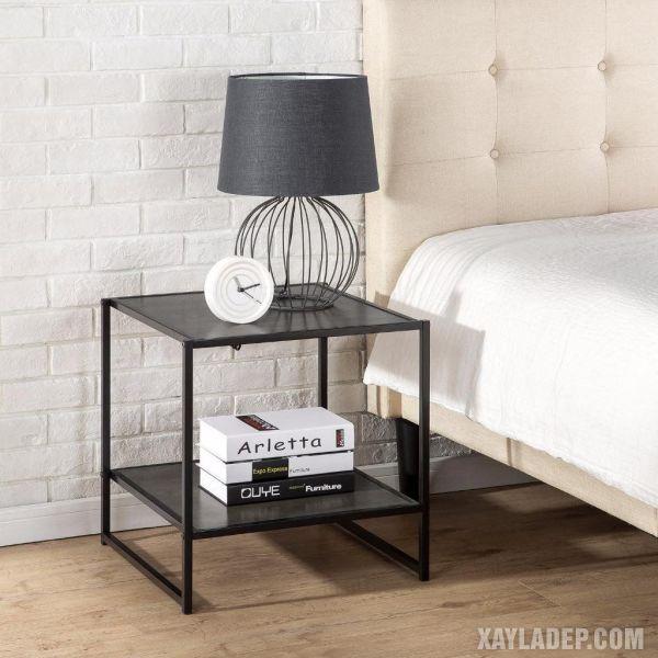 11 Mẫu tủ đầu giường đẹp phong cách mà giá cả phải chăng