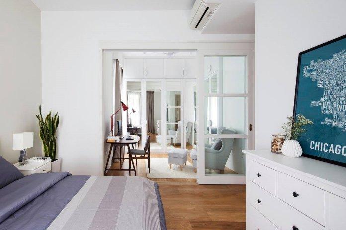5 mẹo để bố trí phòng làm việc tại nhà trong phòng ngủ của bạn thiet ke phong lam viec tai nha 1