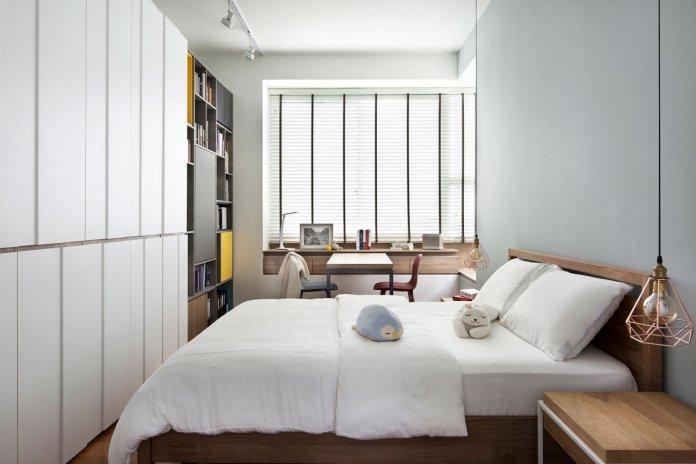 5 mẹo để bố trí phòng làm việc tại nhà trong phòng ngủ của bạn thiet ke phong lam viec tai nha 17