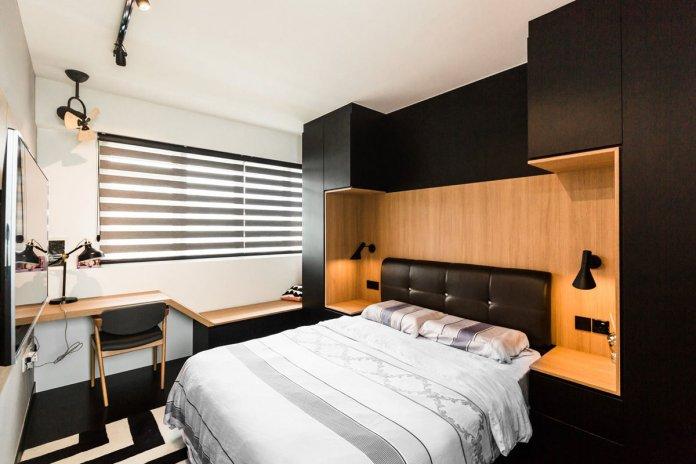 5 mẹo để bố trí phòng làm việc tại nhà trong phòng ngủ của bạn thiet ke phong lam viec tai nha 18