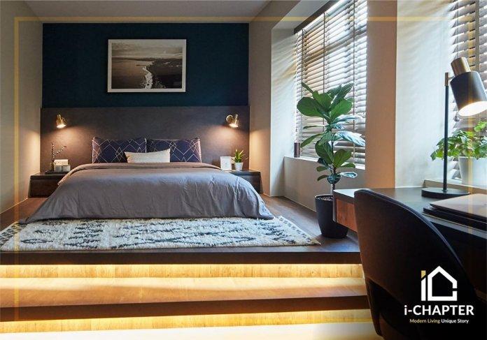 5 mẹo để bố trí phòng làm việc tại nhà trong phòng ngủ của bạn thiet ke phong lam viec tai nha 6