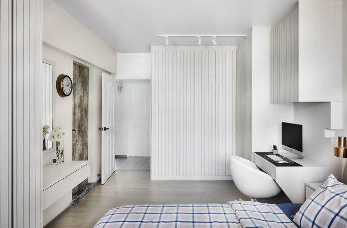 5 mẹo để bố trí phòng làm việc tại nhà trong phòng ngủ của bạn thiet ke phong lam viec tai nha 7