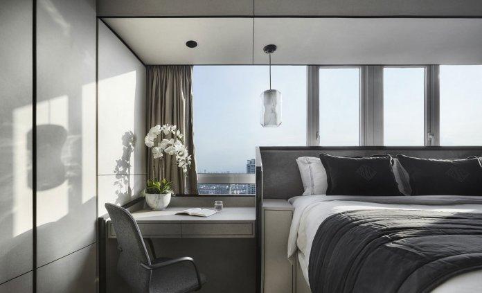 5 mẹo để bố trí phòng làm việc tại nhà trong phòng ngủ của bạn thiet ke phong lam viec tai nha 9
