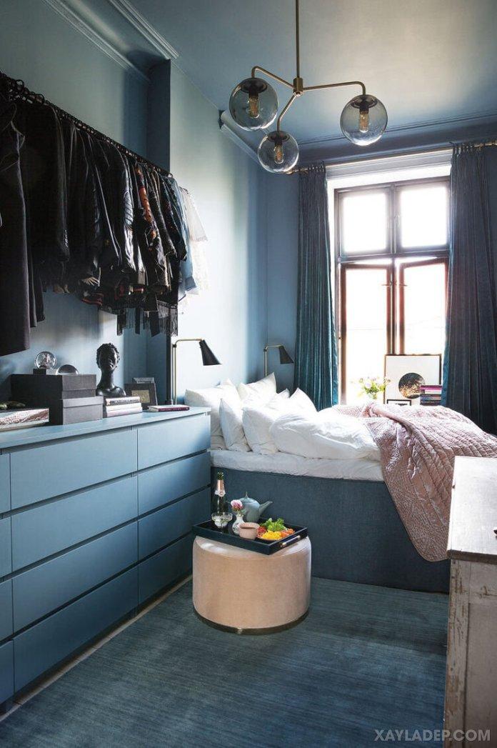Ý tưởng trang trí phòng ngủ nhỏ cuốn hút mọi ánh mắt trang tri phong ngu nho 11