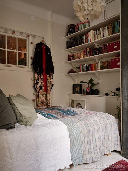 Ý tưởng trang trí phòng ngủ nhỏ cuốn hút mọi ánh mắt trang tri phong ngu nho 12