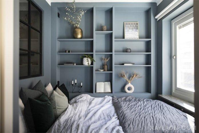 Ý tưởng trang trí phòng ngủ nhỏ cuốn hút mọi ánh mắt trang tri phong ngu nho 14