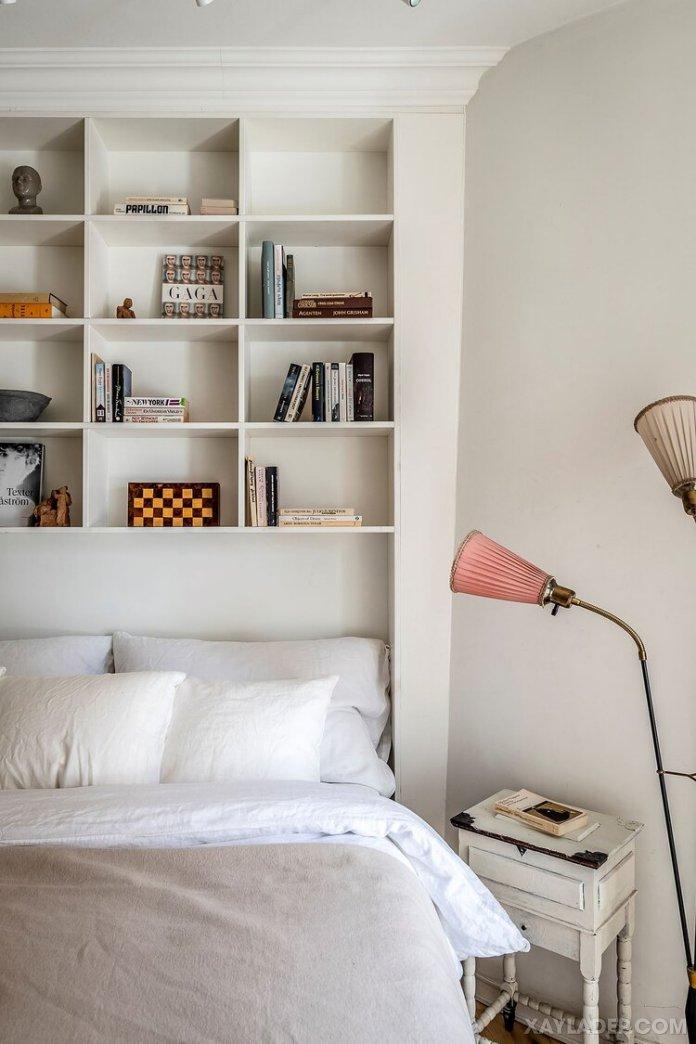 Ý tưởng trang trí phòng ngủ nhỏ cuốn hút mọi ánh mắt trang tri phong ngu nho 15