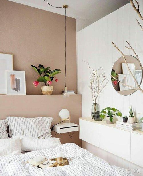 Ý tưởng trang trí phòng ngủ nhỏ cuốn hút mọi ánh mắt trang tri phong ngu nho 17