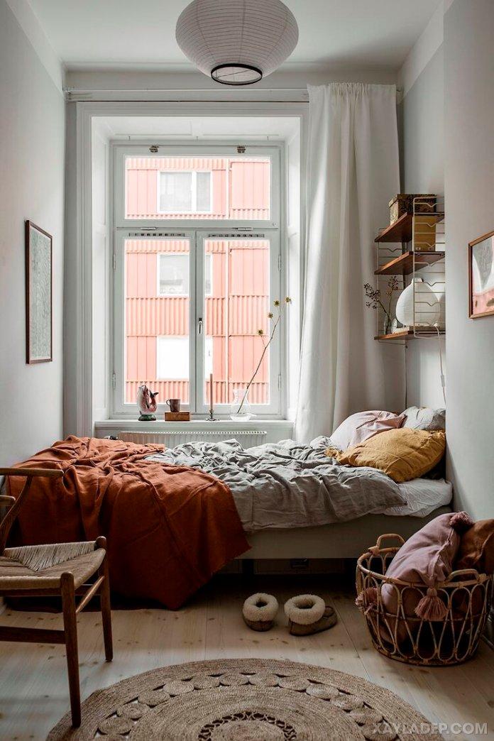 Ý tưởng trang trí phòng ngủ nhỏ cuốn hút mọi ánh mắt trang tri phong ngu nho 25