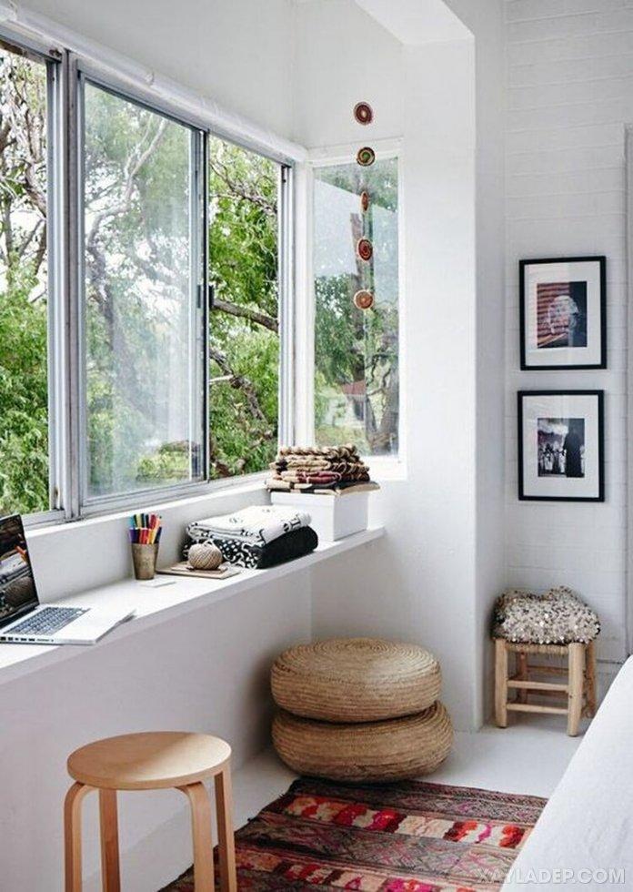 Ý tưởng trang trí phòng ngủ nhỏ cuốn hút mọi ánh mắt trang tri phong ngu nho 27