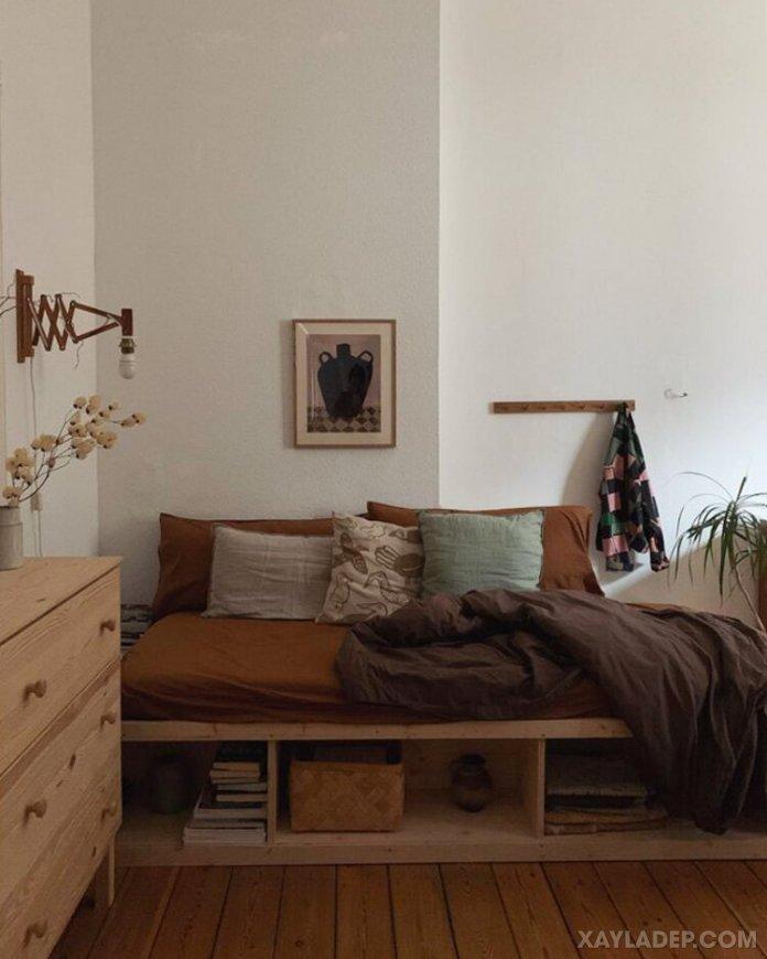 Ý tưởng trang trí phòng ngủ nhỏ cuốn hút mọi ánh mắt trang tri phong ngu nho 6