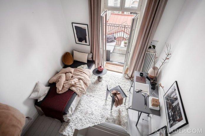 Ý tưởng trang trí phòng ngủ nhỏ cuốn hút mọi ánh mắt trang tri phong ngu nho 9