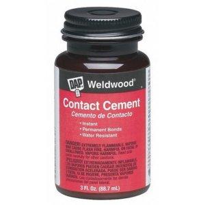 Keo siêu dính tốt nhất cho gỗ: Weldwood Original Contact Cement.