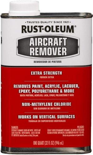 Hóa chất tẩy sơn cho nhôm: Rust-Oleum 323172 Aircraft Remover